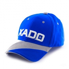 Бейсболка XADO (синяя)