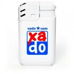 Запальничка XADO.com белый 1 (РС00000034)