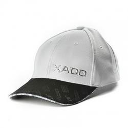 Бейсболка XADO (сіра ізчорним) черный (РС00000006)
