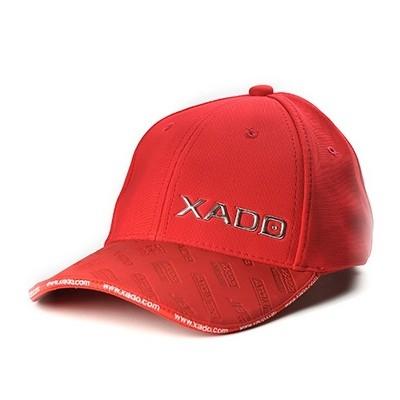Бейсболка XADO (червона)