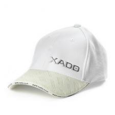 Бейсболка XADO (біла)