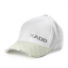 Бейсболка XADO (белая)