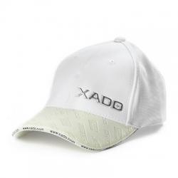Бейсболка XADO (біла) белый (РС00000031)