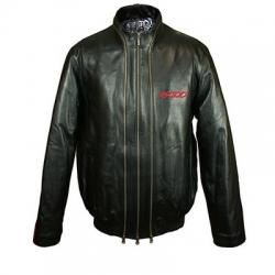 Куртка XADO, шкіряна черный (КК1)