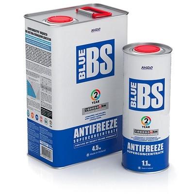 Концентрат антифриза для oхлаждения двигателя Antifreeze Blue BS