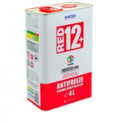 Концентрат антифриза для двигателя Antifreeze Red 12+ 4.5 кг (XA 50301_)