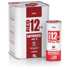 Антифриз для двигуна Antifreeze Red 12++ -40⁰С
