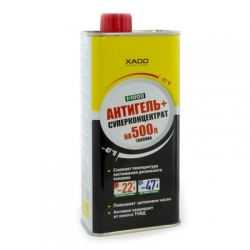 ANTIGEL+ суперконцентрат 1:1000 для дизельного пального 500 мл (XA 40002)