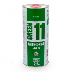 Антифриз для двигателя Antifreeze Green 11 -40⁰С 2 л (XA 50206_)
