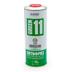 Antifreeze Green 11 - концентрат для системы охлаждения двигателя 1.1 кг (XA 50004_)