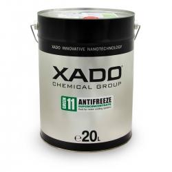 Antifreeze Green 11 - концентрат для системы охлаждения двигателя 20 л (XA 58504)