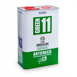 Концентрат антифризу для двигуна Antifreeze Green 11 4,5 кг (XA 50304_)