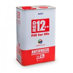 Концентрат антифриза для двигателя Antifreeze Red 12++ 4,5 кг (XA 50308)