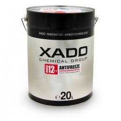 Концентрат антифриза для двигателя Antifreeze Red 12++ 20 л (XA 58508)