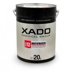 Концентрат антифриза для двигателя Antifreeze Red 12+ 20 л (XA 58501)