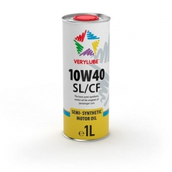 Полусинтетическое масло 10W-40 SL/CF Verylube  1 л (ХВ 20168_1)