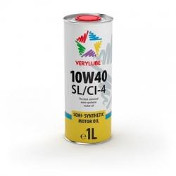 Полусинтетическое масло 10W-40 SL/CI-4 Verylube  1 л (ХВ 20164)