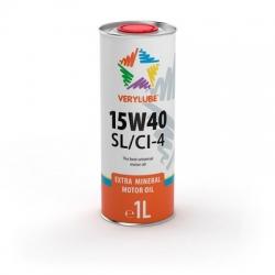 Минеральное масло 15W-40 SL/CI-4 Verylube  1 л (ХВ 20155_1)