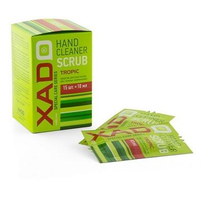 Скраб тропик XADO ( Hand cleaner scrub), Гигиенический дезинфектор