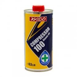 Синтетична компресорна олива Compressor Oil 100 XADO Atomic Oil 0,5 л (XA 20027)