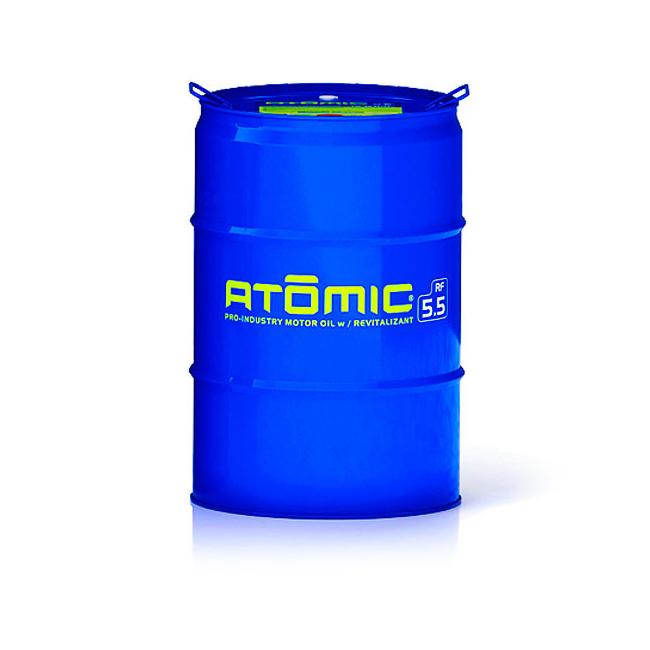 Полусинтетическое масло SL/CI-4 Atomic Pro-Industry  10W-40  60л XA 25609 Atomic Oil Pro-Industry