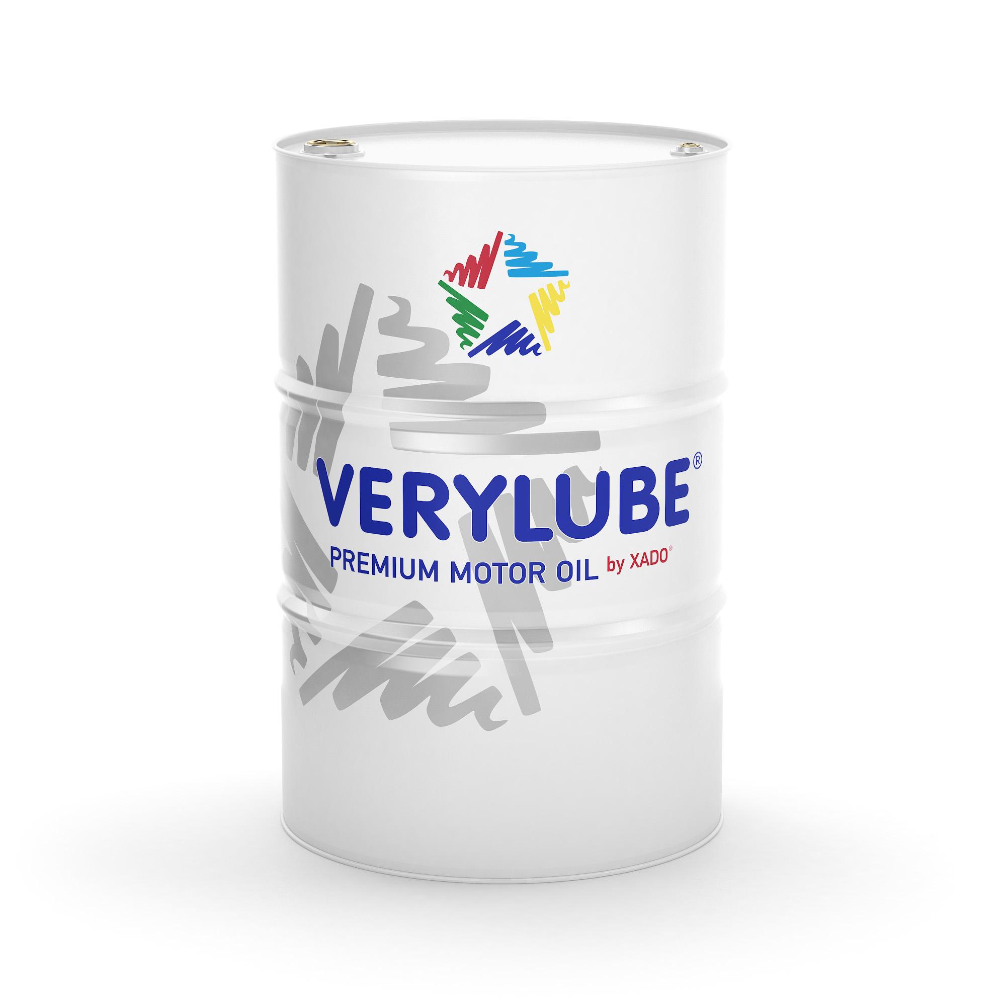 Моторное масло Синтетическое масло SL/CF Verylube  5W-40  200л XB 20759