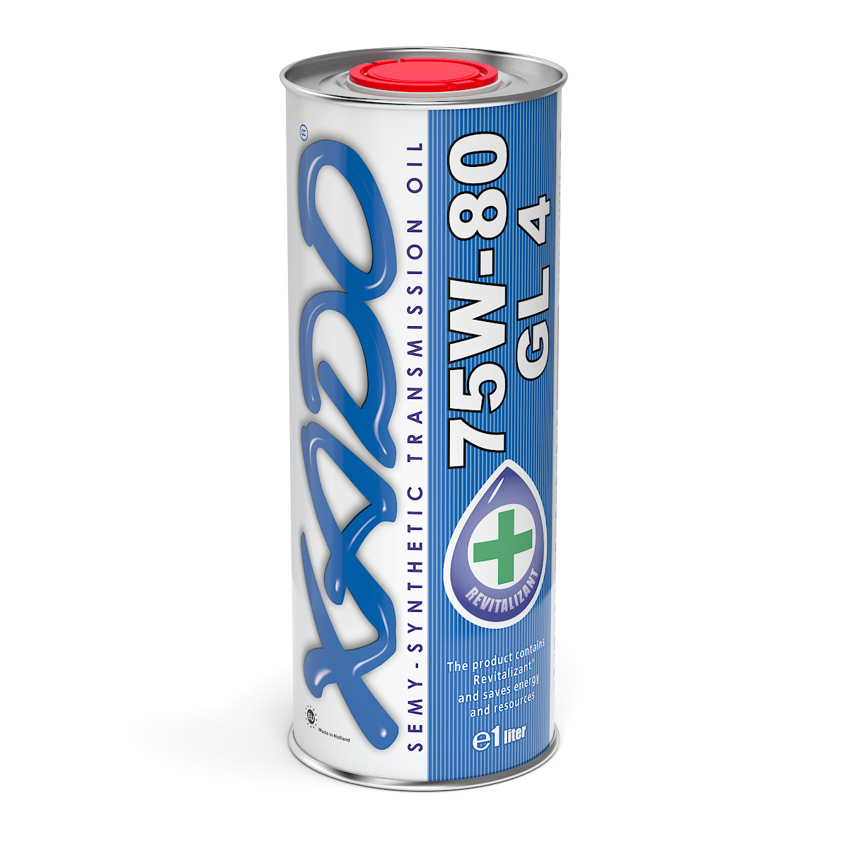 Трансмиссионное масло Трансмиссионное масло GL 4 XADO Atomic Oil  75W-80  1л XA 20131